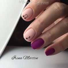HYGGE NAILS are a trend and a must-try for the cold season. We selected ideas how to bring more HYGGiness into your nail designs. Dream Nails, Love Nails, Pretty Nails, Fun Nails, Shellac Nails, Nail Manicure, Nail Polish, Hygge, Music Nails