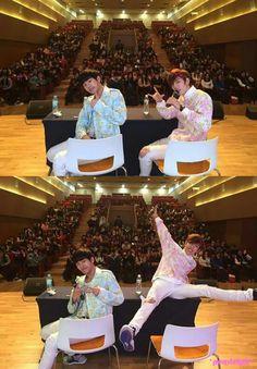 Infinite H : Hoya & Dongwoo