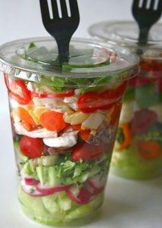 Nutrición y Cocina: Viandas saludables - Primera parte #nutricionysalud