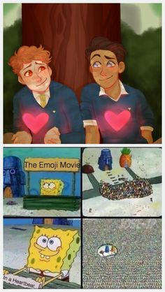 IS SOOO TRUE! People are funding and acting in stupid movies with dumb plots like the emoji movie when we could have cute, good quality adorable animated movies that introduce kids to good topics like the LGBTQIAP community Lgbt Memes, Funny Memes, Yuri, Gay Art, Lol, In A Heartbeat, Cute Couples, Just In Case, Emoji Movie