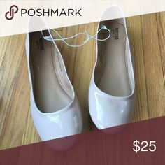 New Tan flats Never worn. True to size. Mossimo Supply Co Shoes Flats & Loafers