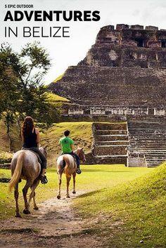 5 Epic Outdoor Adventures in Belize - Mapping Megan