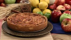 Torta de maçã
