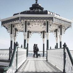 Brighton, Brighton Beach, Brighton Pier, Brighton Bandstand