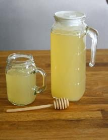 Labor-Aide- otherwise known as a really good homemade sports drink :)