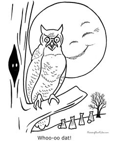 halloween coloring pages Google Search Halloween Pinterest