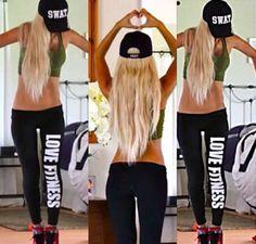 Guys like girls in Yoga pants... just sayin'!