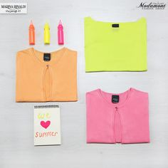 cf4246f45f0 We love summer and we love these sugar-sweet pastels, too! 🍭 # · Marina  RinaldiPastelsGet The ...