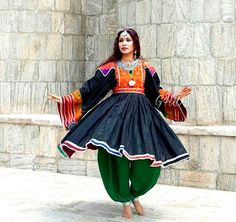 #afghan #style