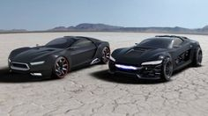 Ford displays two Mad Max Interceptor Concepts in Australia [w/video] - Autoblog