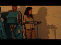 Video made by Frescota for contemporary artist Teresa Estapé: DeConstruir (work in progress @ Arts Santa Mònica, Barcelona)