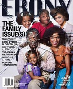 Where Reality & Fantasy Get Confused : Ebony Magazine, What Is Going On With The Cosby Show Cover?