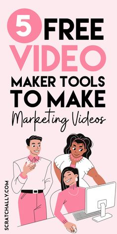 Digital Marketing Trends, Made Video, Video Maker, How To Start A Blog, How To Make, Blogging For Beginners, Video Editing, Blog Tips, Tools