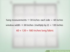 How to Drape Window Scarves. A window scarf, smartly hung, can highlight an entire room. Use a window scarf to cover up a curtain rod, or install scarf hooks to hang a window. Fabric Window Shades, Window Drapes, Hanging Curtains, Window Coverings, Window Treatments, Scarf Curtains, Window Scarf, Home Curtains, Burlap Curtains