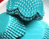 cupcake liners- etsy the bakers confections