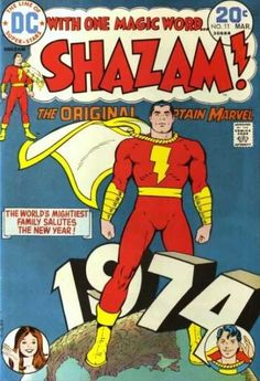 A cover gallery for the comic book Shazam Superman Comic, Shazam Comic, Hulk Comic, Batman, Comic Books For Sale, Dc Comic Books, Vintage Comic Books, Vintage Comics, Comic Book Covers