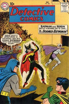 Detective Comics #300 - Sheldon Moldoff. Polka-Dot Man ...