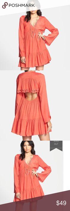 FREE PEOPLE BLOSSOM PINK DRESS NWT S Free people blossom pink dress size S NWT Free People Dresses Mini
