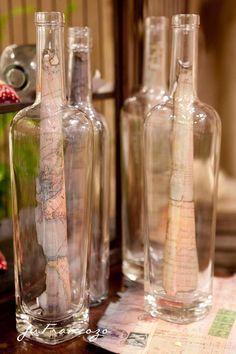 Un mensaje en la botella