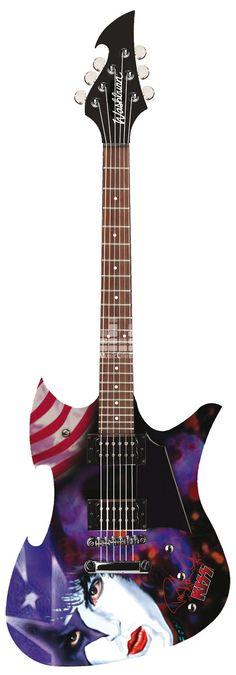 Washburn PS400 Paul Stanley Signature Electric Guitar