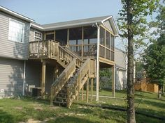 screened in deck | Factory Direct Remodeling of Atlanta - Photo Gallery