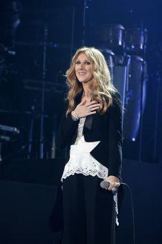 Céline Dion triomphe premier concert de son retour en France (Vidéo)