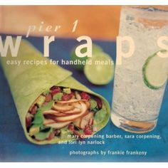a favorite cookbook, meals with all food groups wrapped into one