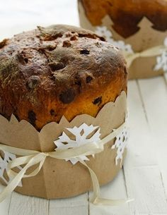 La Piazza Dario: Italian Christmas Desserts: Panetonne & Pandoro