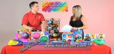 See a showcase of our products!!  #Hedstrom #Toys #Youtube #Fun