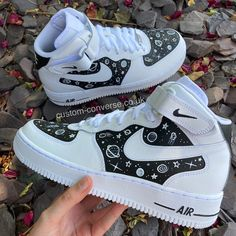 Dr Shoes, Cute Nike Shoes, Swag Shoes, Cute Nikes, Nike Air Shoes, Hype Shoes, Nike Air Force One, Air Force One Shoes, Zapatos Nike Jordan