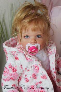 Feuille-de-Cerise-Nursery-bebe-Reborn-le-Mattia-Gundrun-Legler-cheveux-mignon
