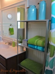 Towel Storage U0026 Bathroom Organization Tips