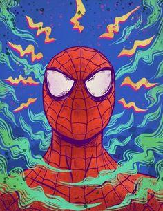 Pixalry — Spirited Away Fan Art - Created by Asur-Misoa You. Marvel Art, Marvel Heroes, Marvel Characters, Marvel Avengers, Marvel Comics, Ms Marvel, Captain Marvel, Spiderman Spider, Amazing Spiderman