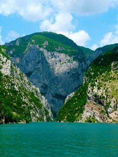 Lake Koman Ferry Ride, Albania www.untravelledpaths.com