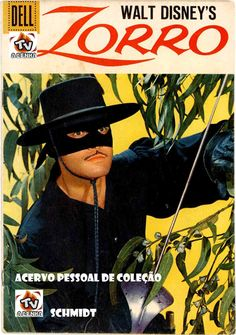 ZORRO (ZORRO / WALT DISNEY 1957) DELL COMICS
