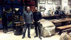 Fatih Topuz - Delfiano Coffee Beans - İstanbul - Turkey