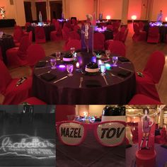 A recent mitzvah at the Columbus Athenaeum!