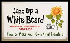 Annie Lang's Blog!: JAZZ IT UP