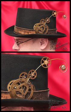 Time Traveler's Top-Hat No. 2 by Atratus.deviantart.com