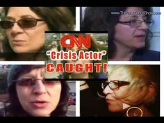 CNN Crisis Actor Caught AGAIN --- 4th Time! - YouTube Why is this woman showing up at so many crisis situations?