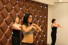 """Танец живота. Видео урок №3   для начинающих """"с нуля"""". (Мира Зауйа)"""