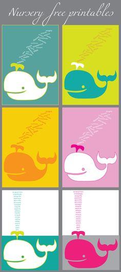 δωρεάν εικόνες για το παιδικό δωμάτιο nursery free printables