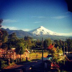 Hermosos paisajes, para ir todo el año, con la hermosa vista del volcan y el lago Villarrica, recomendable 100%