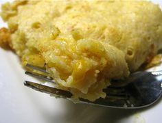 Scrumptious Cornbread Casserole