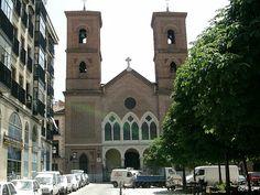 Iglesia de la Virgen de la Paloma,Madrid