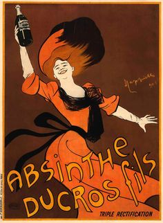 Dark Roasted Blend: Drinking of Absinthe: Dancing with the Green Fairy