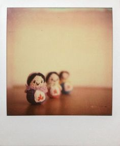 """Little Mamas"" Impossible Project"