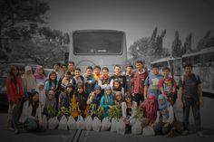 090312. Heroes at Mekarsari #colorstrokes