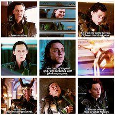 The Avengers ...Loki