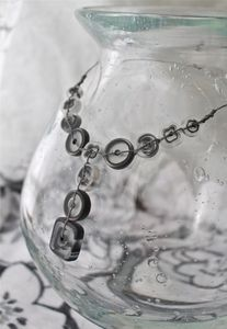 Glass blown jewelry!